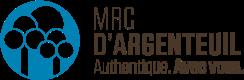 MRC d'argenteuil - Authentique. Avec vous.